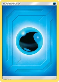 Water Energy (2019 Unnumbered), Pokemon, SM - Team Up