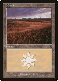 Plains (331), Magic: The Gathering, Odyssey