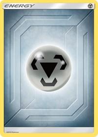 Metal Energy (2019 Unnumbered), Pokemon, SM - Team Up