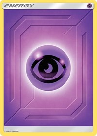 Psychic Energy (2019 Unnumbered), Pokemon, SM - Team Up