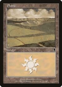 Plains (332), Magic: The Gathering, Odyssey