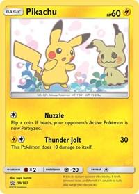 Pikachu - SM162, Pokemon, SM Promos