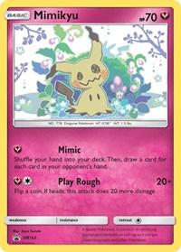 Mimikyu - SM163, Pokemon, SM Promos