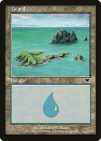 Island (336), Magic: The Gathering, Onslaught