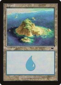 Island (337), Magic: The Gathering, Onslaught