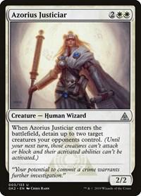 Azorius Justiciar, Magic: The Gathering, Ravnica Allegiance: Guild Kits