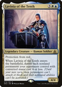 Lavinia of the Tenth, Magic, Ravnica Allegiance: Guild Kits