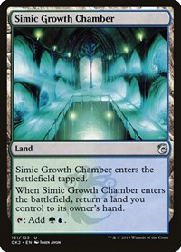 Simic Growth Chamber, Magic: The Gathering, Ravnica Allegiance: Guild Kits