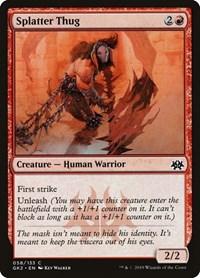 Splatter Thug, Magic, Ravnica Allegiance: Guild Kits