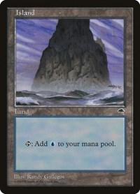 Island (Spire), Magic: The Gathering, Tempest