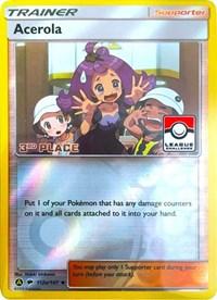Acerola - 112a/147 (League Promo) [3rd Place], Pokemon, League & Championship Cards