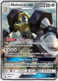 Melmetal GX - SM178, Pokemon, SM Promos
