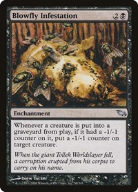 Blowfly Infestation (Foil)
