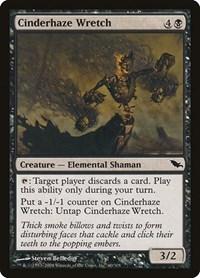 Cinderhaze Wretch, Magic: The Gathering, Shadowmoor