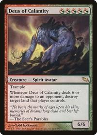 Deus of Calamity (Foil)