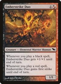 Emberstrike Duo, Magic: The Gathering, Shadowmoor