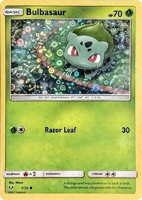 Bulbasaur (General Mills Promo), Pokemon, Miscellaneous Cards & Products