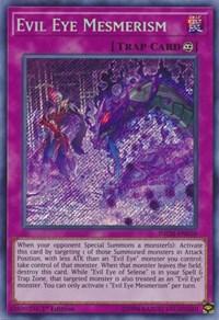 Evil Eye Mesmerism, YuGiOh, The Infinity Chasers