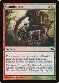 Giantbaiting, Magic: The Gathering, Shadowmoor