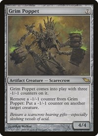 Grim Poppet, Magic: The Gathering, Shadowmoor