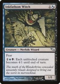 Inkfathom Witch, Magic, Shadowmoor