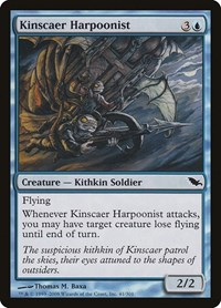 Kinscaer Harpoonist, Magic: The Gathering, Shadowmoor