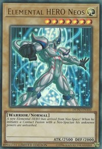 Elemental HERO Neos, YuGiOh, Duel Power