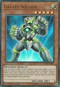 Galaxy Soldier, YuGiOh, Duel Power
