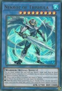 Nekroz of Trishula, YuGiOh, Duel Power