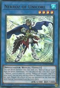 Nekroz of Unicore, YuGiOh, Duel Power