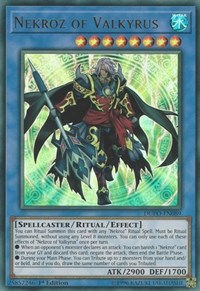 Nekroz of Valkyrus, YuGiOh, Duel Power