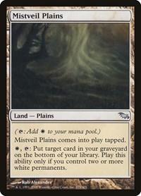 Mistveil Plains, Magic: The Gathering, Shadowmoor