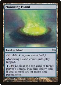 Moonring Island, Magic, Shadowmoor