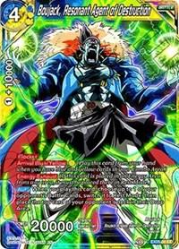 Boujack, Resonant Agent of Destruction, Dragon Ball Super CCG, Expansion Deck Box Set 05 - Unity of Destruction