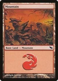 Mountain (297), Magic: The Gathering, Shadowmoor