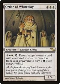 Order of Whiteclay, Magic, Shadowmoor