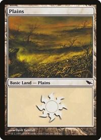 Plains (284), Magic: The Gathering, Shadowmoor