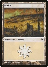 Plains (285), Magic: The Gathering, Shadowmoor