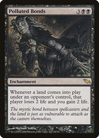 Polluted Bonds (Foil)