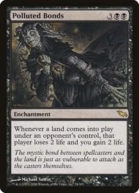 Polluted Bonds (Foil)