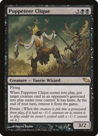 Puppeteer Clique, Magic: The Gathering, Shadowmoor