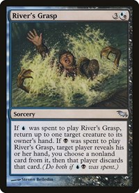 River's Grasp, Magic: The Gathering, Shadowmoor