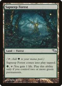 Sapseep Forest, Magic, Shadowmoor