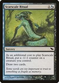 Scarscale Ritual, Magic: The Gathering, Shadowmoor