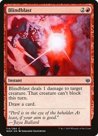 Blindblast, Magic: The Gathering, War of the Spark