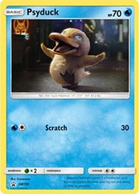 Psyduck - SM199 (In-Store Event Promo), Pokemon, SM Promos