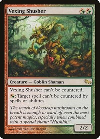 Vexing Shusher, Magic, Shadowmoor