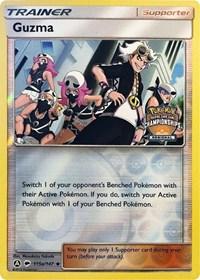 Guzma - 115a/147 (Regional Championship Promo), Pokemon, League & Championship Cards