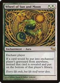 Wheel of Sun and Moon, Magic: The Gathering, Shadowmoor