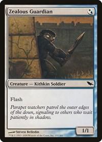 Zealous Guardian, Magic: The Gathering, Shadowmoor
